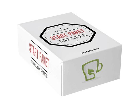 Start paket za šalice