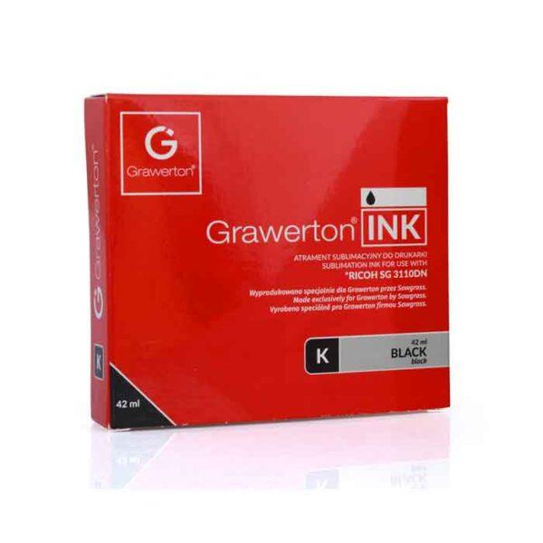 Grawerton, Ricoh 3110DN, boja za sublimaciju, BLACK