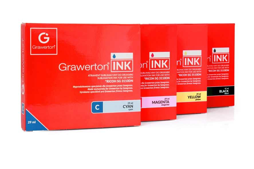 Grawerton boja za sublimaciju za Ricoh3110DN
