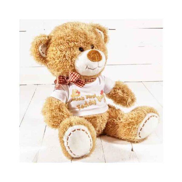 Medvjedić za sublimaciju, plišana igračka, 18cm