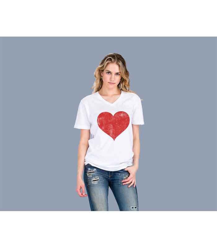 Majica za sublimaciju, ženska, 190gsm