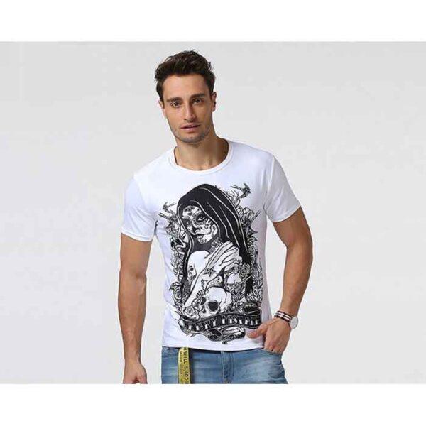 Majica za sublimaciju, muška, 190gsm