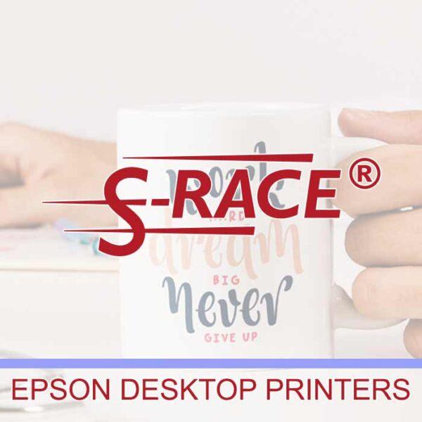 S-RACE, papir za sublimaciju, 125g/m2, A4/100, Epson desktop printers