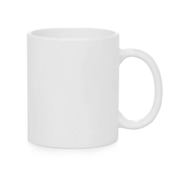 sublimacijska šalica, bijela, 11oz