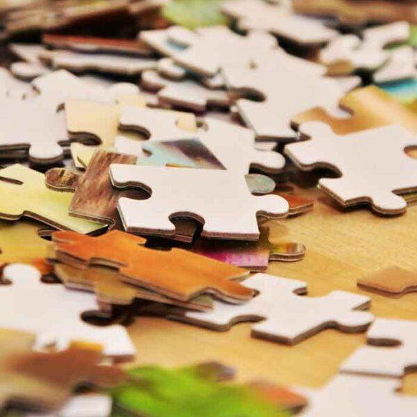 Puzzle za sublimaciju, a4