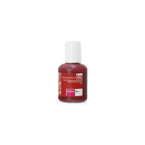 Grawerton, boja za sublimaciju, Epson, 50ml, MAGENTA