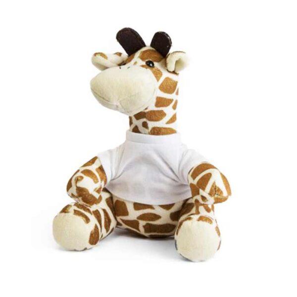 Žirafa za sublimaciju, plišana igračka, 21cm