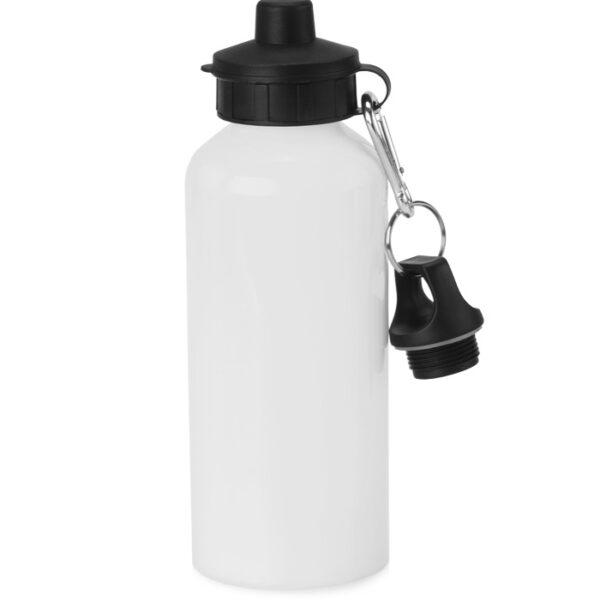 Boca za vodu, 600ml, bijela