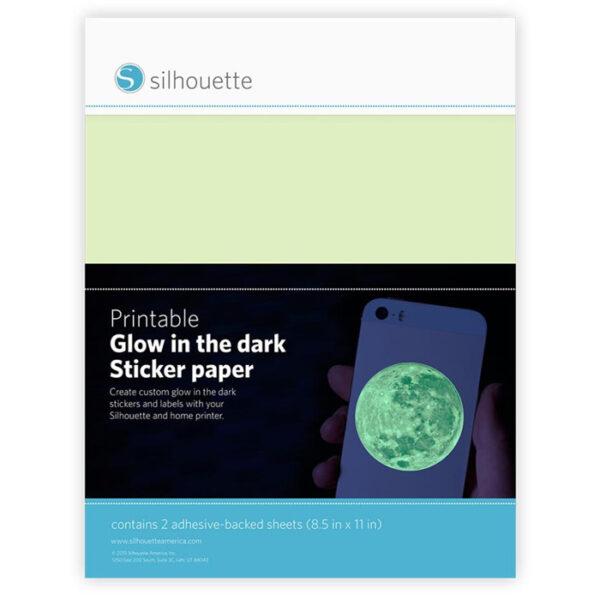 Printable Glow In The Dark, 2 lista, 21.5x28cm