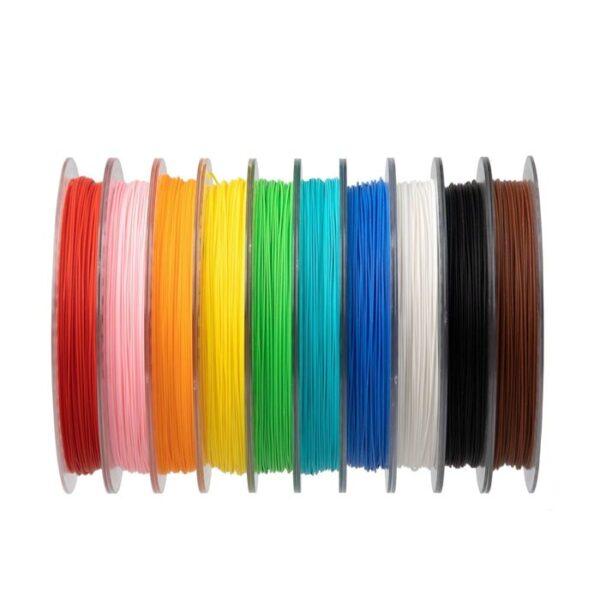 Silhouette filament