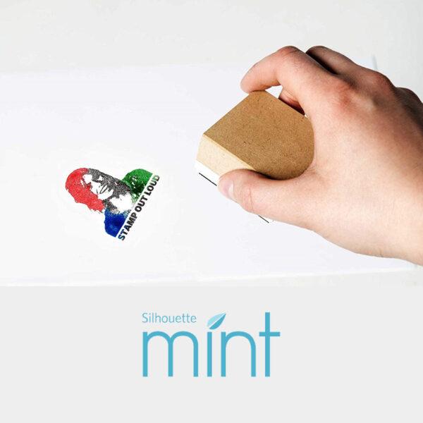 Silhouette Mint repromaterijal