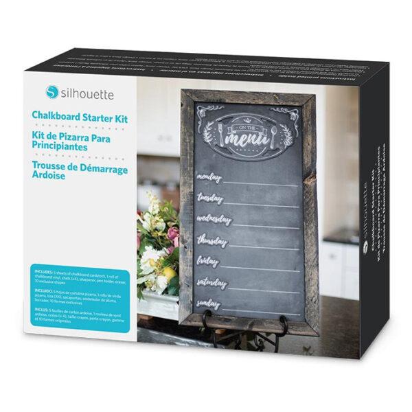 Chalkboard Starter Kit, sve za izradu ploče za crtanje